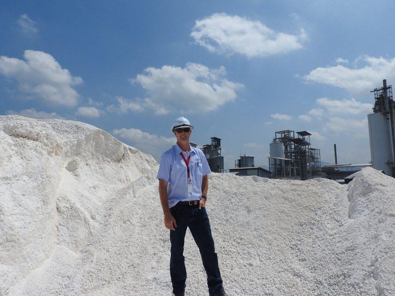 Andrew Harridge - White Cement Company